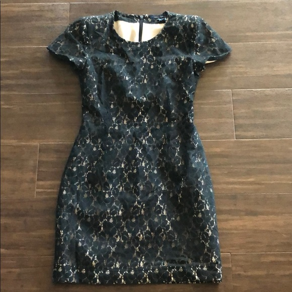 French Connection Dresses & Skirts - French connection lace dress